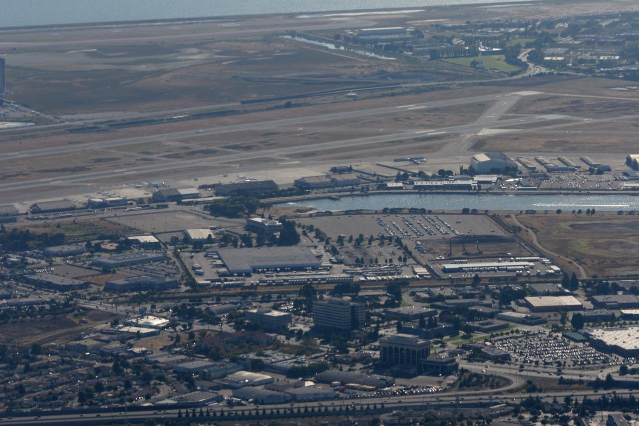 KOAK - Oakland International Airport