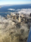 San Francisco among the clouds