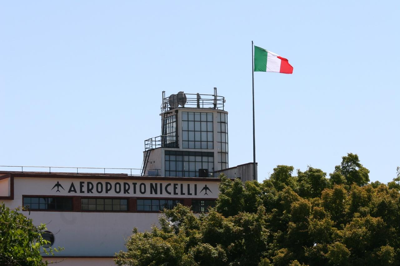 Aeroport Nicell @ Venice Lido