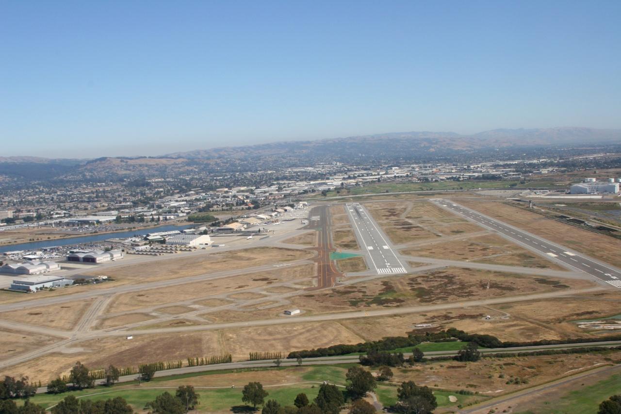 KOAK Oakland departure