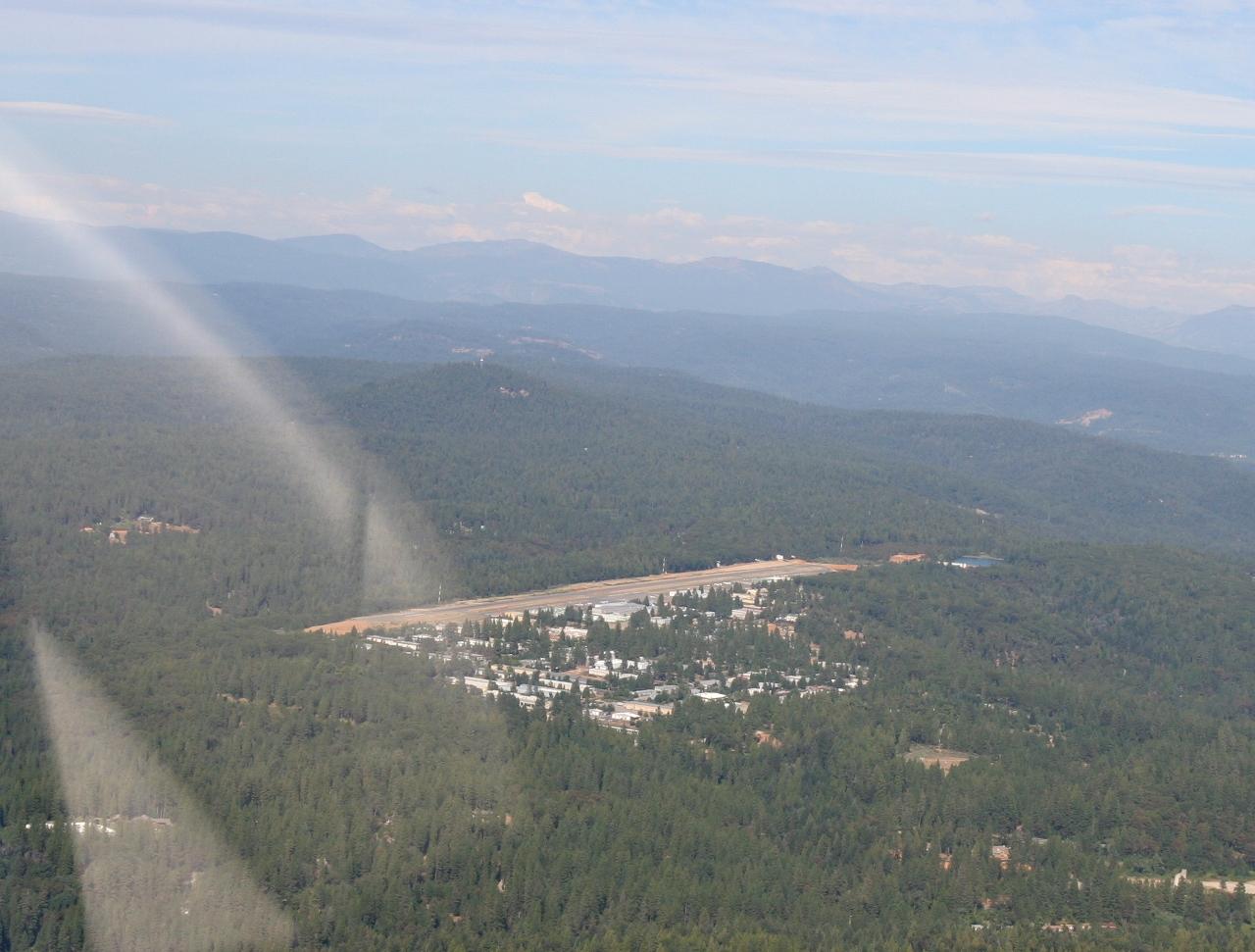 KGOO - Grass Valley Airport