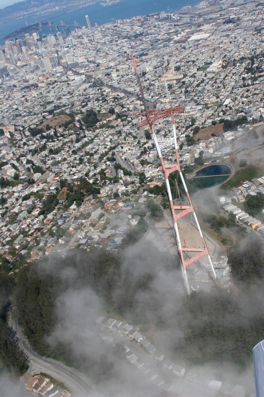 tower & San Francisco