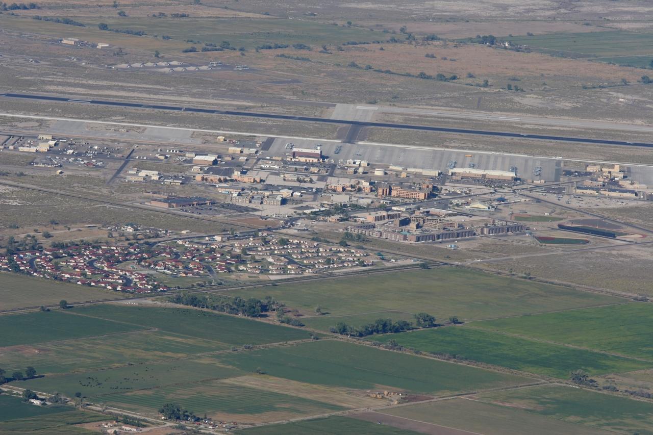 Fallon Air Force Base